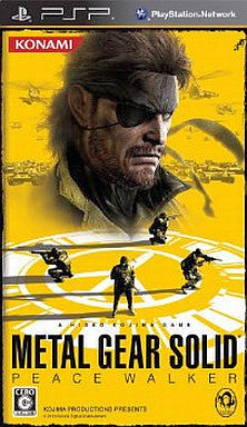 Image for Metal Gear Solid Peace Walker