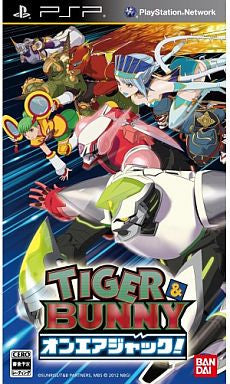 Image 1 for Tiger & Bunny: On-Air Jack!