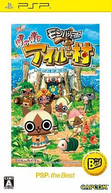 Image 1 for MonHun Nikki: Poka Poka Ailu Mura (PSP the Best)