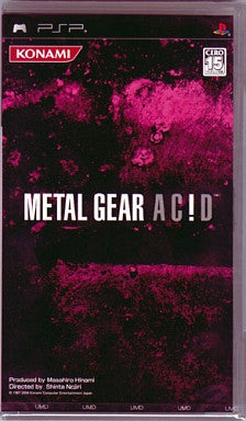 Image for Metal Gear Acid