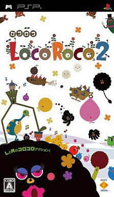 Image 1 for LocoRoco 2 (PSP the Best)
