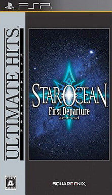 Image for Star Ocean: The First Departure (Ultimate Hits)