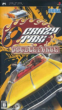 Image for Crazy Taxi: Double Punch
