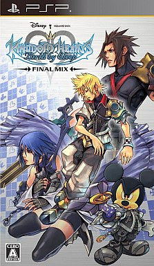 Image 1 for Kingdom Hearts: Birth by Sleep Final Mix