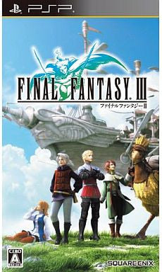 Image for Final Fantasy III