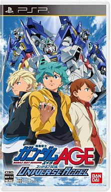 Image for Mobile Suit Gundam AGE: Universe Accel