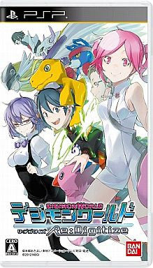 Image 1 for Digimon World Re:Digitize