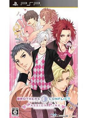 Brothers Conflict Passion Pink [Regular Edition]
