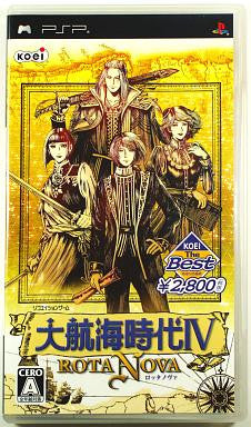 Image 1 for Daikoukai Jidai IV: Rota Nova (Koei the Best)