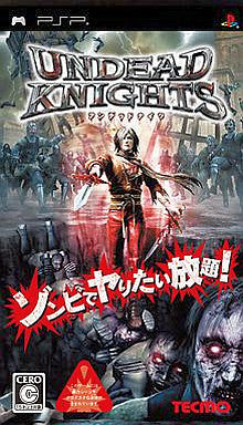 Image 1 for Undead Knights (Koei Tecmo the Best)