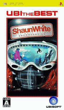 Image for Shaun White Snowboarding (UBI the Best)
