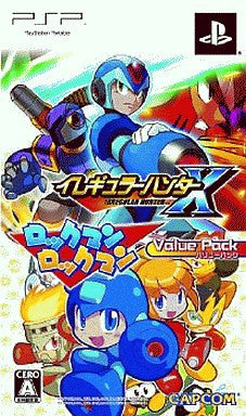 Image for Irregular Hunter X + Rockman Rockman (Value Pack)
