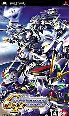 Image for SD Gundam G Generation Portable (PSP the Best)