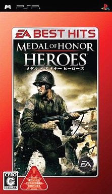 Image 1 for Medal of Honor Heroes (EA Best Hits)
