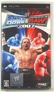 Image for WWE 2007 SmackDown vs Raw