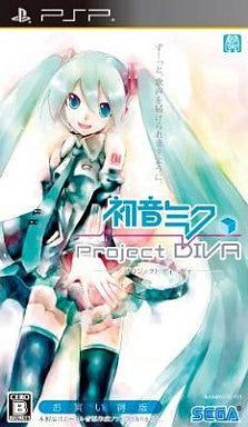 Image 1 for Hatsune Miku: Project Diva (Ohaidoku-han)