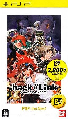 Image 1 for .hack//LINK (PSP the Best)