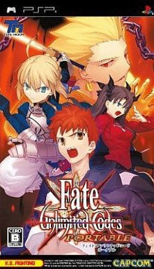 Image 1 for Fate/Unlimited Codes Portable