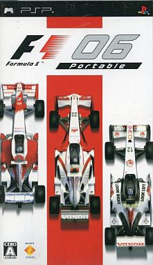 Image for Formula One 2006 Portable