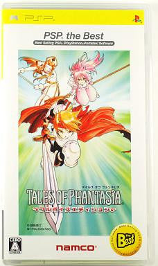Image 1 for Tales of Phantasia: Full Voice Edition (PSP the Best)