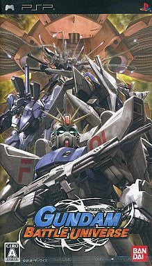 Image for Gundam Battle Universe