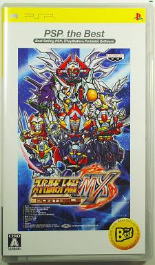 Image 1 for Super Robot Taisen MX Portable (PSP the Best)