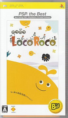 Image 1 for LocoRoco (PSP the Best)