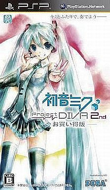Image 1 for Hatsune Miku: Project Diva 2nd (Low Price Edition)