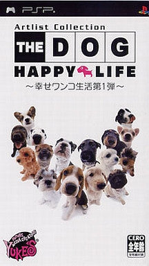 Image for The Dog Happy Life