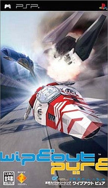 Image 1 for Wipeout Pure