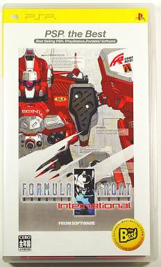Image 1 for Armored Core: Formula Front International (PSP the Best)