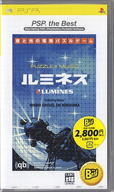 Image 1 for Lumines (PSP the Best)