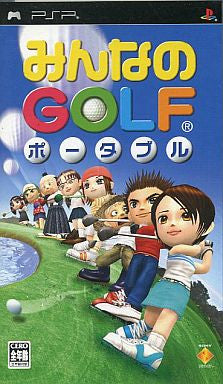 Image for Minna No Golf Portable