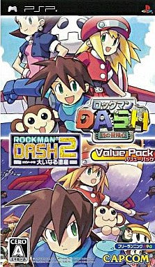 Image 1 for RockMan Dash + Rockman Dash 2 Value Pack