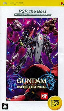 Image for Gundam Battle Chronicle (PSP the Best)