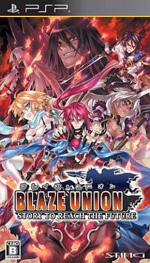 Blaze Union: Story to Reach the Future