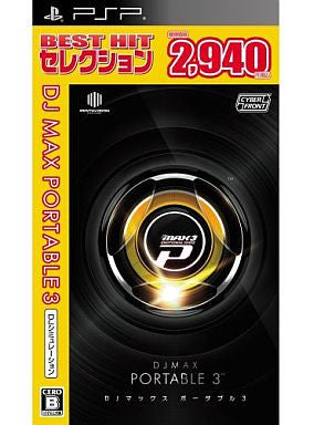 Image for DJ Max Portable 3 (Best Hits Collection)