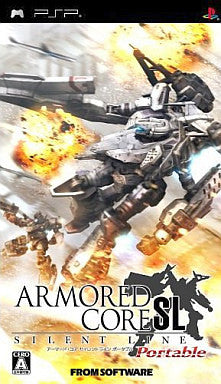 Image for Armored Core: Silent Line Portable