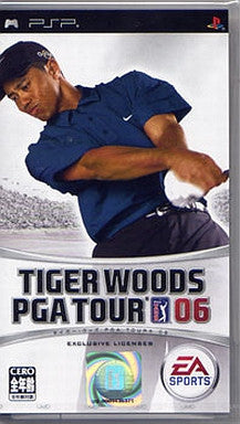Image for Tiger Woods PGA Tour 06