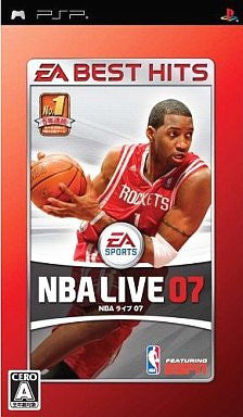 Image 1 for NBA Live 07 (EA Best Hits)