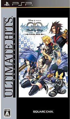 Image 1 for Kingdom Hearts: Birth by Sleep Final Mix (Ultimate Hits)
