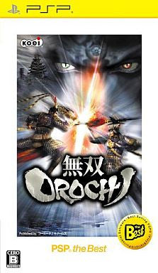 Image 1 for Musou Orochi (PSP the Best)