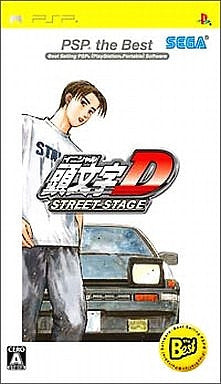 Image 1 for Initial D Street Stage (PSP the Best)
