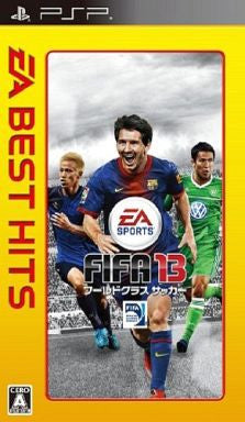 Image for FIFA 13: World Class Soccer (EA Best Hits)