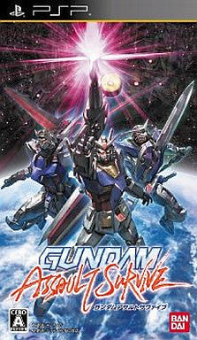 Image for Gundam Assault Survive