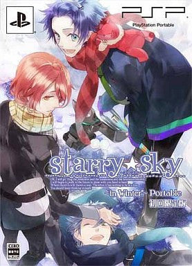 Image 1 for Starry * Sky: In Winter - PSP Edition [Limited Edition]