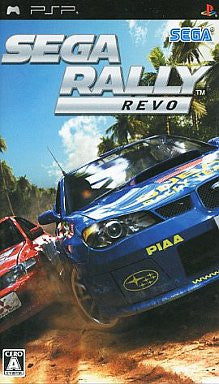 Image 1 for SEGA Rally Revo