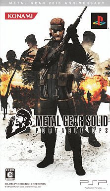 Image for Metal Gear Solid 20th Anniversary: Metal Gear Solid Portable Ops