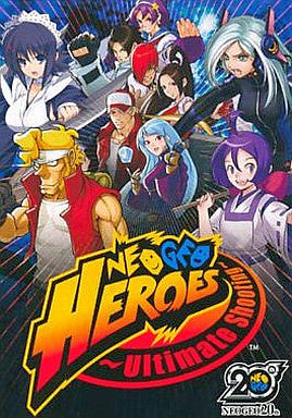 Image for Neo Geo Heroes Ultimate Shooting