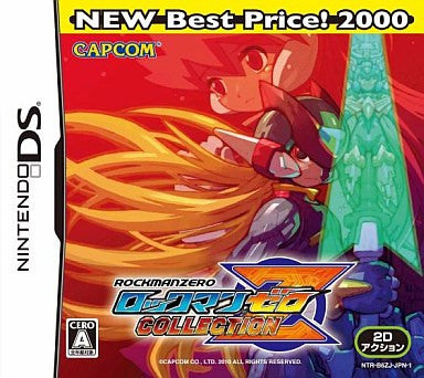 Image 1 for RockMan Zero Collection (NEW Best Price! 2000)